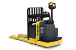 Power Walkie Rider Forklift